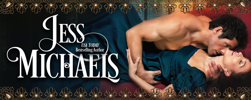 USA Today Bestselling Author Jess Michaels